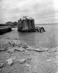 p000992.jpg (PhotosNormandie) Tags: secondeguerremondiale ruine wwii ww2 battleofnormandy tourellechantereyne cherbourg manche