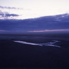(wentupthedownstair) Tags: sanktpeterording germany northsea mudflats analog mediumformat 6x6 120 fuji provia rdpiii slidefilm dia mamiya c330 twinlensreflex