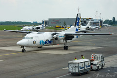 FlyVLM / F50 / OO-VLQ (Jonas_Evrard) Tags: aviation airport airplane aircraft antwerp airliner antwerpairport airside spotting spotter photography planespotting plane planes planespotter