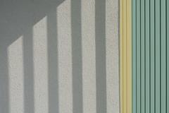 Hotel Balcony 3 (raymond6030) Tags: nikond7100 hotel balcony abstract minimalism line geometry shadow