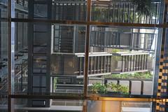 2018-04-FL-183479 (acme london) Tags: aluminiumreflectors barcelona fira hotel interior jeannouvel lobby renaissancehotelfira skylight spain suspendedceiling