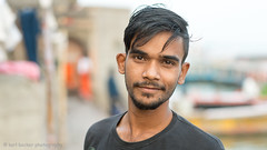Varanasi portrait-13.jpg (Karl Becker Photography) Tags: india varanasi nikon portrait boy youngman male
