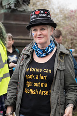 All Under One Banner, Glasgow (05/05/18) (johnawatson) Tags: scoyland independence glasgow politics march demonstration protest canon80d ef2470mmf4lisusm scotland street streetportrait