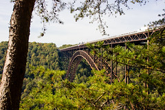 The Beauty of West Virginia (Lauren Delgado) Tags: canon t2i 2470 west virginia wv mountain state mountains scenic drive scenery beautiful fall autumn colors new river gorge bridge fayetteville