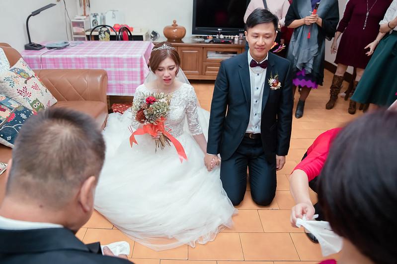 婚禮攝影 [ 建福❤雅涵 ] 訂結之囍@台中大甲自宅