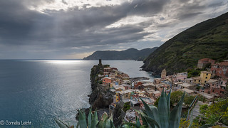 Vernazza bei Tag...