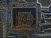 bloc (drawurbex) Tags: production industrie eau water tag graff graffity urban exploration olympus urbex oublié friche wasteland explore esplorare explorar vieux old abandonné abandoned abbandonato abandonado ancien gard languedoc fer orange mecanisme mecanique