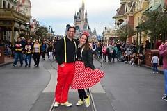 Tony and Heather at Walt Disney World | MouseMingle.com