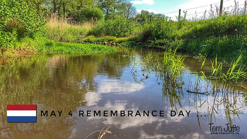 May 4 - Remembrance of the Dead
