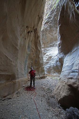 Ha Canyon, un des plus beaux canyons de Crête