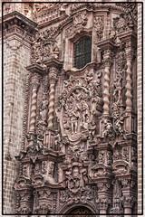 Baroco naíf (ilana.greendel) Tags: mexico méxique eglise cathedral church