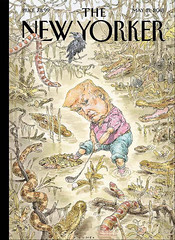 """The Swamp"" (cizauskas) Tags: trump cartoon politics government newyorker"