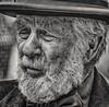 Whiskered Man (Andy J Newman) Tags: dancers monochrome beard blackandwhite d500 dance grey lined man morris nikon saintgeorge salisbury silverefex stgeorge whiskers wiltshireold wrinkles england unitedkingdom gb