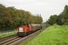 DBC 6509 Deurne (TreinFoto België) Tags: db cargo nl 6500 6509 vlaamse reus deurne mortsel gentzeehaven kijfhoek 44616 unit lijn 27a antwerpen belgium belgië belgien