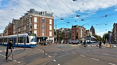 Lijn10 (25) (Peter ( phonepics only) Eijkman) Tags: amsterdam city combino lijn10 tram transport trams tramtracks trolley rail rails strassenbahn streetcars nederland netherlands noordholland nederlandse holland