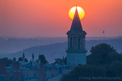 Sunrise over Topkapi Palace, Istanbul, Turkey (Feng Wei Photography) Tags: ancient traveldestinations sunrise spirituality landmark eastasia turkeymiddleeast ottoman famousplace beautiful travel outdoors horizontal sultanahmetdistrict islamicculture minaret tradition medieval dawn internationallandmark colorimage magnificent dome islamic unesco idyllic buildingexterior topkapipalace unescoworldheritagesite history architecture islam turkishculture tourism istanbul europe turkey tr