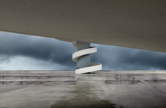 Centro Niemeyer (derrosenkavalier) Tags: architecture oscarniemeyer avilés asturias spain