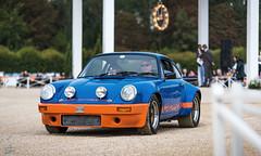 Porsche 3.0 RS (vapi photographie) Tags: chantilly concours elegance castle france car show exotic porsche rs