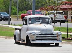 1953 Chevy Pickup in Shawnee Oklahoma (depotdude07) Tags: pickup truck chevrolet chevy shawneeoklahoma automobile classicautomobile