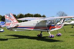 G-CFNO_01 (GH@BHD) Tags: gcfno bestoff skyrangerswift912s skyrangerswift skyranger microlight pophammicrolighttradefair2018 pophamairfield popham aircraft aviation