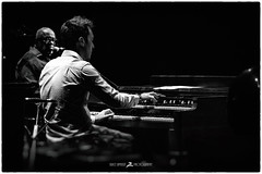 DSCF6989-M (Brice L) Tags: live jazz funk bw bnw