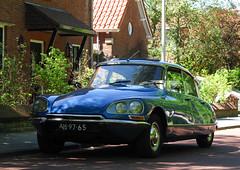1970 Citroën ID 20 (rvandermaar) Tags: 1970 citroën id 20 citroënid citroenid citroen citroends citroënds sidecode1 import ah9765