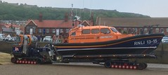 (phil da greek) Tags: scarborough northyorkshire uk rnli southbay lifeboat shannonclass