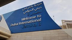 Dubai /  دبي (Luigi Rosa) Tags: dubai دبي uae united arab emirates emirati arabi uniti dxb airport aeroporto welcome international terminal 3