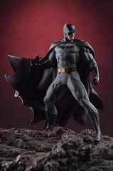 Batman: Rebirth (PowerPee) Tags: batman heroes superhero dccomics kotobukiya toyphotography toy nikon justiceleague brucewayne