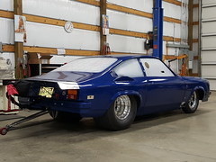 Pro Street Vega Hatchback