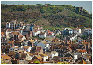 hastings old town - may day bank holiday 2018