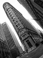 Wall Street Area (Cactusdqp) Tags: blackandwhite bnw manhattan urban newyork nyc wallstreet