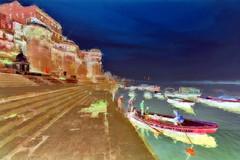 India - Uttar Pradesh - Varanasi - 245bb (asienman) Tags: india uttarpradesh varanasi asienmanphotography asienmanphotoart asienmanpaintography