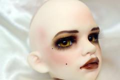 BJD Face Up - Doll in Mind Gayane (IzasFaceUps) Tags: bjd abjd balljointeddoll faceup fantasyfaceup dimgayane dollinmind dollinmindgayane customfaceup izasfaceups