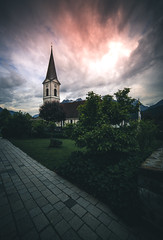 (raimundl79) Tags: wow weather wolke cloud clouds cloudporn travel 7dwf fotographie flickrexploreme flickrr foto exploreme explore earth explorer church kirche image instagram photographie perspective photoshop austria orange österreich lightroom landschaft landscape ländle lichtspiel myexplorer nikon nikond800 new nüziders bestpicture beautifullandscapes vorarlberg view