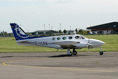 D-ICBB Cessna 340 CVT