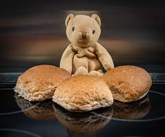 Lovely buns! (Blund.Bear) Tags: 2018 blund bears