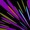 589 (MichaelTimmons) Tags: art digitalart abstract purple green splash