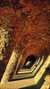 Gaudi Park Slanted Arches (Thought Knots Design) Tags: barcelona catalonia catalunya spain espana spanish castle magic gaudi bascillica sagrada familia church arch architecture architect arches stone stonework travel adventure vacation thought knots design photography lomo travels tour epic graffiti castles