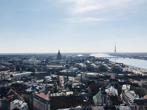 Riga – panoramic view