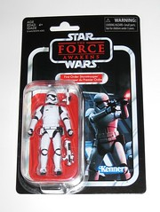 VC118 first order stormtrooper star wars the vintage collection star wars the force awakens basic action figures 2018 hasbro mosc 2a (tjparkside) Tags: 1st first order stormtrooper star wars vintage collection tvc vc vc118 118 basic action figures 2018 hasbro figure thevintagecollection mosc stormtroopers kenner blaster pistol rifle helmet armor armour episode vii force awakens tfa 7 seven general hux supreme leader snoke kylo ren army fo