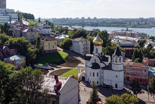 Nizhny Novgorod 26 ©  Alexxx Malev