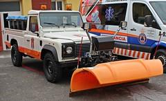 Protección Civil Guadarrama (emergenciases) Tags: emergencias españa 112 vehículo comunidaddemadrid proteccióncivil pc guadarrama quitanieves