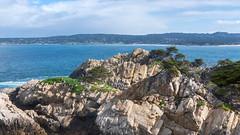 Pinnacle Point Rocks (Matt McLean) Tags: california carmel coast landscape monterey ocean pacific pointlobos shore