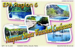 Poestkardcmyk (gosdin) Tags: invitation nonpoint source water conference epa