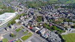 Rawtenstall (North Ports) Tags: rawtenstall rossendale lancashire aerial dji uav phantom