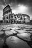 Rome (jpmiss) Tags: colisée blackandwhite italie roma cityscape canon nb rome noiretblanc jpmiss travel 6d colosseum bw italy italia 1635mm lazio it ngc