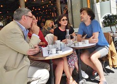 2018-05-08   Paris - Le Pre - 6 rue du Four (P.K. - Paris) Tags: paris mai 2018 may people candid street café terrasse terrace