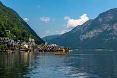 Austria (Jon Ariel) Tags: hallstatt austria church lake alps alpen