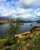 Overlooking Derwent Water approaching Walla Crag Borrowdale. (Gra@Ashley) Tags: wallacrag cumbria lakes derwentwater borrowdale